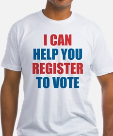 I CAN HELP YOU REGISTER TO VOTE T-Shirt