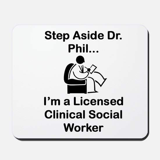 Dr. Phil Mousepad