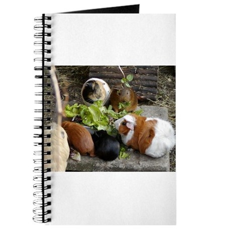 Guinea Pig Luncheon Journal