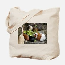 Guinea Pig Luncheon Tote Bag