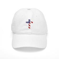 Freedom Cross Baseball Baseball Cap