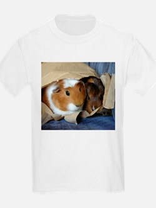 Pigs in a Bag Kids T-Shirt