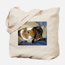 Pigs in a Bag Tote Bag