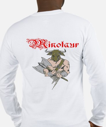 Minotaur Long Sleeve T-Shirt