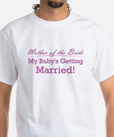 Cute Mother of the Bride Shirt
