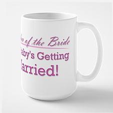 Cute Mother of the Bride Mug