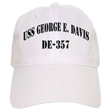USS GEORGE E. DAVIS Baseball Cap