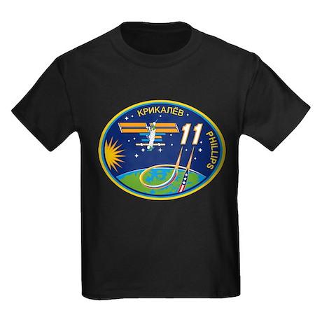 Expedition 11 Kids Dark T-Shirt