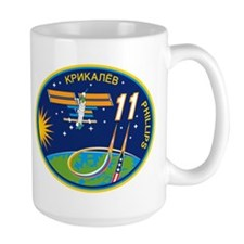 Expedition 11 Mug