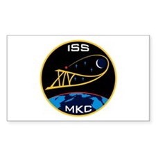 Expedition 14 Rectangle Decal