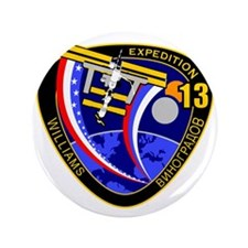 "Expedition 13 3.5"" Button"