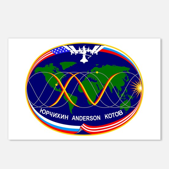 Expedition 15 C Postcards (Package of 8)