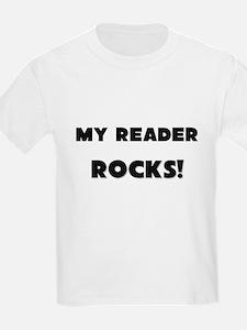 MY Reader ROCKS! T-Shirt