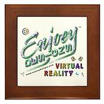 Enjoey Designs - Framed Tile