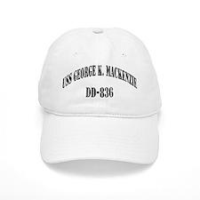 USS GEORGE K. MACKENZIE Baseball Cap