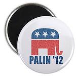 Sarah Palin 2012 Magnet