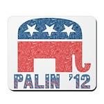 Sarah Palin 2012 Mousepad