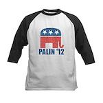 Sarah Palin 2012 Kids Baseball Jersey