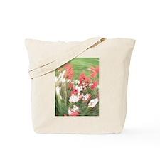 Fancy Flowers Tote Bag