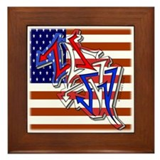 W1LD5TYLE USA - Framed Tile