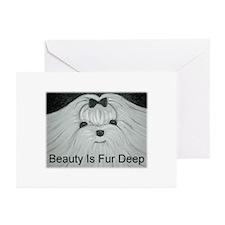 beautyisdeep Greeting Cards