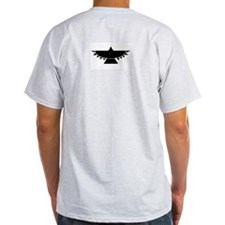 Crows Ash Grey T-Shirt