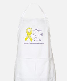 Hope For A Cure BBQ Apron