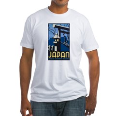 Japan Fitted T-Shirt