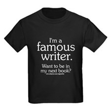 Famous Writer T