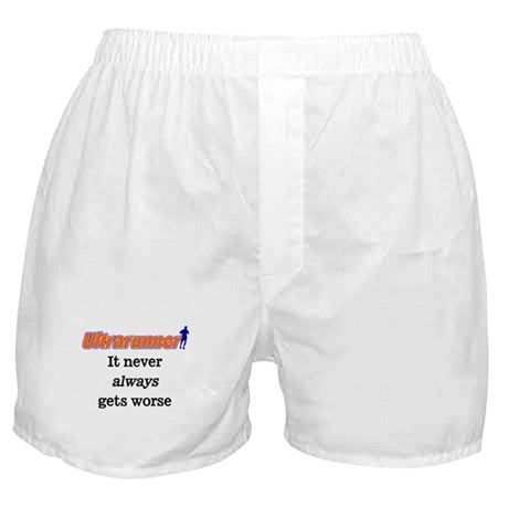 It never always gets worse Boxer Shorts