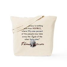 Mob Rule Tote Bag