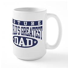 Future World's Greatest Dad Mug