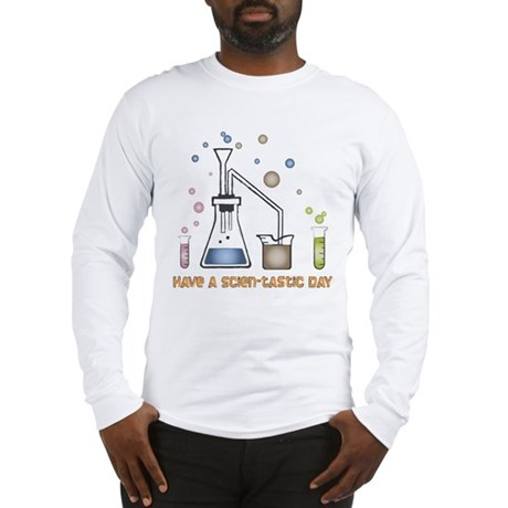 Scien-tastic Day Science Long Sleeve T-Shirt