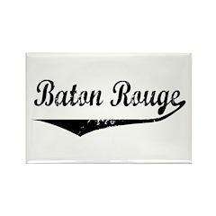 Baton Rouge Rectangle Magnet
