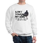 Snowmobile Threat Sweatshirt