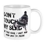 Snowmobile Threat Mug