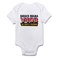 The People's President (1) Infant Bodysuit