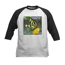Yellowish Green Butterfly Tee