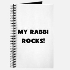 MY Rabbi ROCKS! Journal