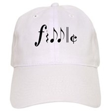 Great NEW fiddle design! Baseball Cap