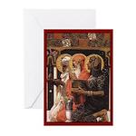 Diana's Christmas Cards (Pk of 20)