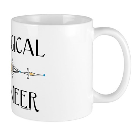 Biological Engineer Line Mug