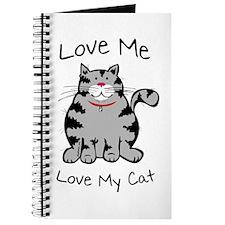 Love My Cat Journal