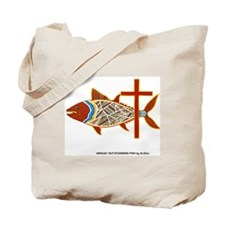 Albacore with a Cross Tote Bag