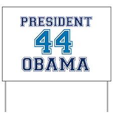 Obama Victory Yard Sign