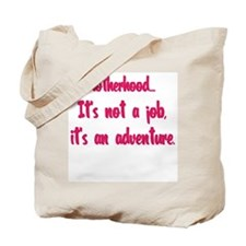 Mom Adventure Tote Bag