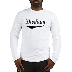 Durham Long Sleeve T-Shirt