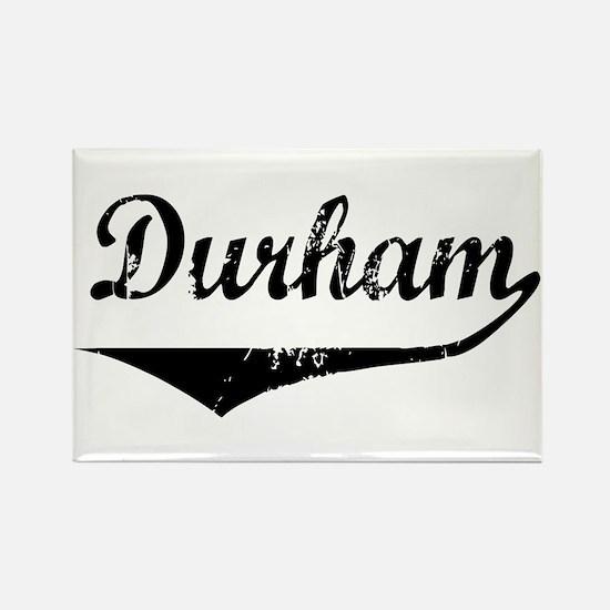 Durham Rectangle Magnet
