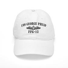 USS GEORGE PHILIP Baseball Cap