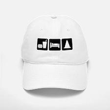 Eat Sleep AutoX Baseball Baseball Cap
